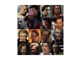 Название: 16 персонажей, 1 актер, 0 Оскаров :(( Фотоальбом: Интересное Категория: Люди  Просмотров: 115 Комментариев: 1