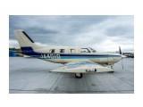 Piper PA-46 Malibu.