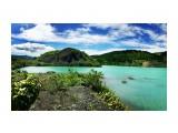 Разное  Озеро  За поселком Новиково, есть такая красота.   Просмотров: 129  Комментариев: 2