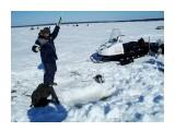 Зимняя рыбалка на Лунском.. Фотограф: vikirin  Просмотров: 2507 Комментариев: 0