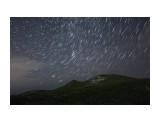 Звездные треки. Гора Острая. Ждали комету Neowise. Фотограф: Tsygankov Yuriy  Просмотров: 242 Комментариев: 1