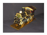 поезд 48 порционных шоколадок Roshen 1 конфета Roshen c цельным орехом 1 шоколадная монета  возможно изготовление на заказ. Фантазия и возможности альбомом не ограничены :))  Просмотров: 2187 Комментариев: 0