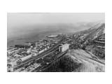 Невельск (1980г, северная часть города).  Просмотров: 1393 Комментариев: