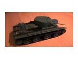 БТ-7 Советский легкий танк созданный в 1935 г.  Просмотров: 984 Комментариев: 0