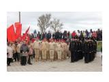 На параде в день Победы  Просмотров: 366 Комментариев:
