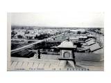 Период Карафуто 1912-15 гг.Панорама города Тойохара.Деревянные строения. Архив А. Дозорного  Просмотров: 478 Комментариев: