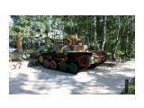 Японский танк.. а был такой страшный.. Фотограф: vikirin  Просмотров: 2626 Комментариев: 0
