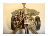 105-мм немецкая гаубица leFH 18  Просмотров: 31 Комментариев: