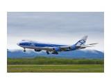 Boeing 747. AirBridge Cargo. 24705.2018
