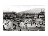 Тоёхара. Вид на ул. Дзиндзя дори (Коммунистический пр-т) со стороны жд вокзала. Прекрасный город Тоёхара...  Просмотров: 51 Комментариев:
