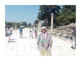 "Турция, июль 2014 года,""улица древности"", хорошо пройтись!"