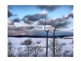 Зимний пейзаж  Просмотров: 6374 Комментариев: 2
