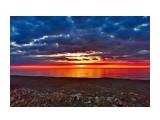 рассвет в Охотском море  Просмотров: 1012 Комментариев: 0