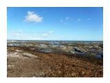 Побережье Охотского моря. Отлив.  Просмотров: 238 Комментариев: 0