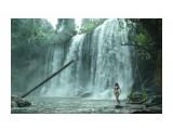 """Камбоджа, Сием-Рип водопад """"Лары Крофт""""  Просмотров: 1666 Комментариев: 3"""