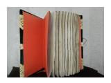DSCN3000 блокнот для записи, 100 листов, переплёт, каптал, твёрдая обложка,бархат  Просмотров: 1209 Комментариев: 0