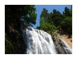 Верхняя часть Черемшанского водопада! Фотограф: viktorb  Просмотров: 801 Комментариев: 0