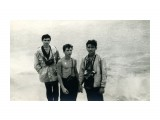 """Курилы. о. Кунашир. озеро"""" Кипящее"""", август 1963 г. Вулканическая деятельность, резкий запах сероводорода  Просмотров: 581 Комментариев: 1"""