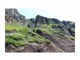Интересные высотки.. камны-останцы как шлемы.. Фотограф: vikirin  Просмотров: 1229 Комментариев: 0