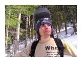 Сноубордист 2002 г. подъем на гору Красная  Просмотров: 2688 Комментариев: