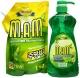 Средство  Mam  для мытья посуды, лимон