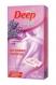 Восковые полоски для депиляции DeepDepil для сухой кожи с лавандой. Ф-486