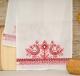 Рушник свадебный  Голубки 45х145 см