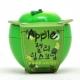 Скраб для губ  Baviphat Apple Jelly Lip Scrub, яблоко