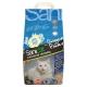 Гигиенический наполнитель Sani Cat впитывающий с активным кислородом Clean Oxygen Power 10 л