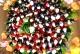 Канапе  Сыр Рикотта, помидоры черри, маслины