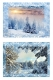 Пакет подарочный  Мороз и солнце, арт. 7753