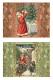 Пакет подарочный  Новогодняя суета, арт. 7750