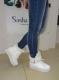 Ботинки зимние Sasha Fabiani белые