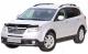 Дефлектор для защиты передней части капота Subaru CA Plastic