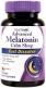 Здоровый сон Natrol Melatonin Advanced Calm Sleep 6 мг, 60 таблеток, быстрорастворимые