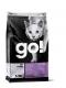 Сухой корм для кошек беззерновой GO! FIT + FREE, 4 вида мяса