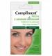 Маска для лица Compliment c зеленой bioГлиной очищающая fast-mat complex, 7мл