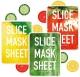 Маска-слайсы для кожи лица и тела Kocostar Slice Mask Sheet