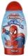 Гель - пена 2 в 1  Spiderman Double effect 400 мл