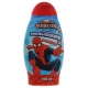 Детский шампунь для волос с кондиционером 2 в 1 Spiderman 400 мл