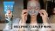 Маска-пленка для очищения пор Elizavecca Hell-Pore Glean up mask 100 ml