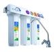 Стационарный фильтр для воды Гейзер 3 ВК Люкс для жесткой воды