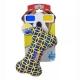 Игрушка для собак Camon HighViz Косточка плюш, 20 см