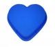 Форма для выпечки силиконовая  Сердце №1 большое силикон 28,5*25,5*3,3см