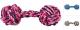 Игрушка для собак  Гантель веревочная 20 см