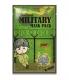 Маска для лица мужская MJ Care Military Mask