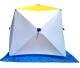 Палатка Куб для зимней рыбалки Стэк Куб-2 двухслойная