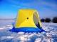 Палатка Куб для зимней рыбалки Стэк Куб-3