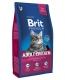 Сухой корм Brit Cat Adult Chicken с курицей для взрослых кошек