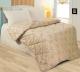 Одеяло Miromax 1.5 спальное, 142*205 см,  шерсть верблюжья